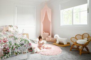 A luxurious children's living room
