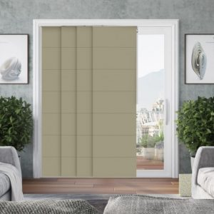 Active Blockout Sewless Panel Glide Blinds