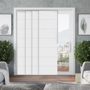 Harmony Blockout Sewless Panel Glide Blinds
